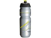 Купить Фляга велосипедная AUTHOR AB-Tcx-Shiva X9, биопластик, 0.85 л, серебристо-неоновая, 8-14064216 - СКИДКА 14%., И-0066196