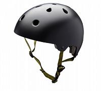 Купить Шлем BMX/FREESTYLE MAHA Black 10отв. KALI - СКИДКА 19%., И-0060486
