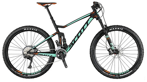 Велосипед Scott Contessa Spark 720 2017