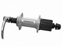 Купить Втулка SHIMANO EFHM430AZS ALIVIO алюм. 36отв. 8/9ск. с эксц. серебр. задняя 2-949., И-000009394