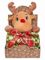 Купить Набор подарочный Happy Toy игрушка Олененок 36см., И-0072351