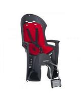 Купить Детское кресло HAMAX SMILEY W/LOCKABLE BRACKET серый/красный 552032., И-0036113