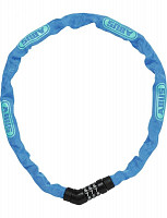Купить Велозамок кодовый ABUS Steel-O-Chain 5805C/75см цепь 5мм, класс защиты 4/15, 500гр, голубой - СКИДКА 14%., И-0074882