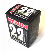 Купить Камера KENDA 22 авто узкая 22х1 3/8 для вело / инвалидных колясок 5-514466., И-0070705