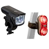 Купить Фара+фонарь 5 1д/3ф. Xray 150 Lm/ Duplex X7 20 Lm 2д/2ф красный с батар. AUTHOR - СКИДКА 7%., И-0061869