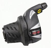 Купить Грипшифт Shimano Tourney RS36 левый, 3 скорости ASLRS36LSBT - СКИДКА 9%., И-0067744