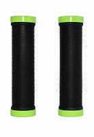 Купить Грипсы Vinca Sport H-G 119 129 мм черный/зеленый., И-0042451