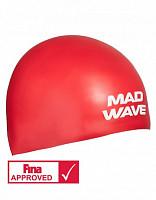 Купить Шапочка силиконовая MAD WAVE Soft Fina M0533 - СКИДКА 20%., И-0061664