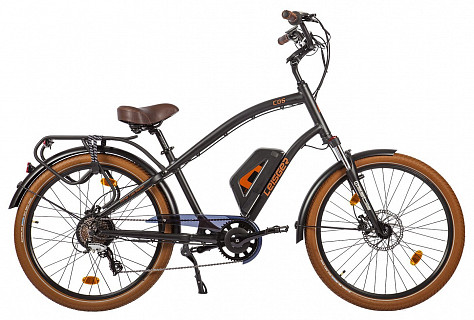 Электровелосипед LEISGER Cruiser CD5-600DA+MB