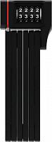 Купить Велозамок ABUS складной, код. 4-х разр, Bordo uGrip 5700C/80см с кроншт, класс защ.7/15, 830г,черный - СКИДКА 12%., И-0074909