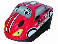 Купить Шлем .детский/подростк. 5-731050 3D сеточ. 6отв. SEMI-INMOLD 52-57см авто красн-бело-черн. VENTURA - СКИДКА 24%., И-000009542