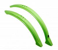 Купить Крылья SKS Velo55 Kids set, 20 комплект, зеленые - СКИДКА 15%., И-0075548