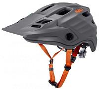 Купить Шлем ENDURO/MTB MAYA2.0 12отв. Mat Gry/Org L/XL 60-63см. матовый серый, LDL, CF+. KALI - СКИДКА 10%., И-0068286