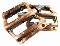 Купить Педали BMX/Downhill алюминиевые H38G HORST - СКИДКА 5%., И-0058817