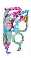 Купить Держатель для фляги M-Wave дизайн бабочка алюминиевый разноцветный 6-14818., И-000008870