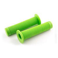 Купить Ручки CLARK`S С105 на руль резин. BMX 135мм торц. защита от проскальзывания зеленые - СКИДКА 11%., И-0070532