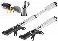 Купить Насос Stels M22-02 ручной телескопический алюминиевый серебристо-чёрный., И-0050367