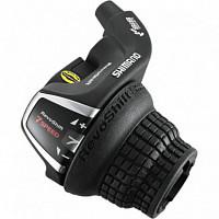 Купить Грипшифт Shimano Tourney RS35, правый 7 скоростей трос 2050мм б/уп ASLRS35R7AP., И-000014427