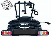 Купить Автобагажник на фаркоп Peruzzo PURE INSTINCT, сталь, для 3 в-дов, суммарно до 60 кг - СКИДКА 21%., И-0054662