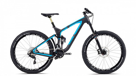 "Велосипед Marin Attack Trail C-XT9 27.5"" 2014"
