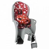 Купить Детское кресло HAMAX KISS SAFETY PACKAGE серый/красный 551058., И-0019881