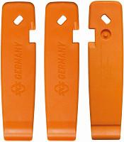 Купить Монтажки пластиковые SKS-11586 с крючками эргономичные (комплект 3шт) оранжевые SKS Германия 0-11586 - СКИДКА 12%., И-0071051