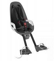 Купить Детское велокресло Hamax CARESS OBSERVER серый/белый/черный 553021., И-0026048