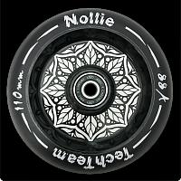 Купить Колесо для трюкового самоката 110мм TECH TEAM Flat Solid NOLLIE., И-0060002