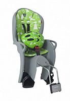 Купить Детское кресло HAMAX KISS SAFETY PACKAGE серый/зеленый 551089., И-0026037