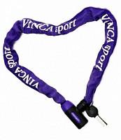Купить Велозамок GK-101.759 6*1000 мм цепь фиолетовый., И-0038174