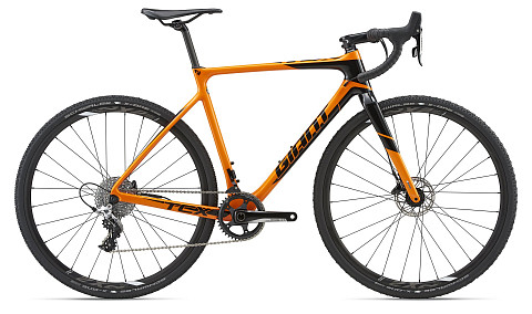 Велосипед Giant TCX Advanced Pro 2 2018