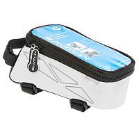 Купить Сумочка-чехол+бокс для смартфона M-Wave ROTTERDAM TOP L черно-белая - СКИДКА 15%., И-0036395