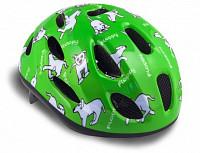 Купить Шлем 8-9090052 с сеточкой Floppy 141 Grn детский 16отв. зеленый 48-54см (10) AUTHOR - СКИДКА 24%., И-0041852