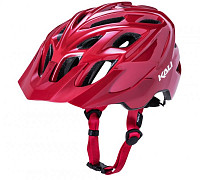 Купить Шлем TRAIL/MTB CHAKRA SOLO Brk 21отв. S/M 52-57см 292г. красный, CF. KALI - СКИДКА 19%., И-0066215