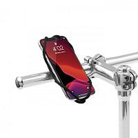 Купить Держатель для смартфона Bone BIKE TIE 4 + POWER STRAP на руль - СКИДКА 14%., И-0070724
