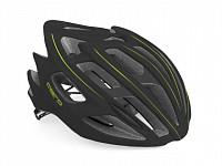 Купить Шлем 8-9001395 спорт. Aero X7-162 16 отв. InMold+EPS/поликарбонат черно-неон.-желтый 58-62см AUTHOR - СКИДКА 10%., И-0053209