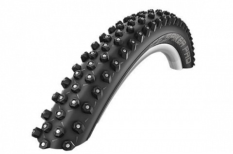 Покрышка SCHWALBE 26*2.1 (54-559) Ice Spiker PRO Winter Compound TL Ready Folding