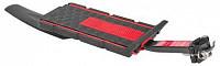 Купить Багажник 20 -28 BLF-H22 консольный быстросъёмный, с щитком, Alu/Plastic, Black/Red., И-0024932