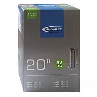 Купить Камера. SCHWALBE 20 авто AV7C EXTRA LIGHT 40/60-406 IB AGV 40mm 05-10415710 - СКИДКА 17%., И-0067611