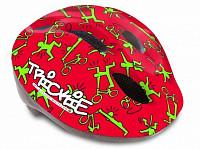 Купить Шлем 8-9090080 с сеточкой Trickie 151 Red/Grn детский/подр. 8отв. красно-зеленый 49-56см (10) AUTHOR - СКИДКА 15%., И-0041865