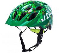 Купить Шлем KIDS CHAKRA YOUTH Pixel Grn 21отв. 52-57см 245г. ЗЕЛЕНЫЕ ПИКСЕЛИ, CF. KALI - СКИДКА 5%., И-0064674