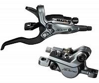 Купить Тормоз Shimano Alivio M4050 задний, совмещённый с манеткой EM4050RRARA170P - СКИДКА 15%., И-0027952