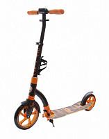 Купить Самокат 00-180022 черн-оранж. COD-X 4.0., И-0047402