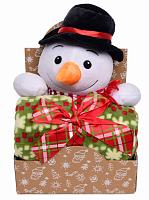 Купить Набор подарочный Happy Toy игрушка Снеговичок 36см., И-0072352