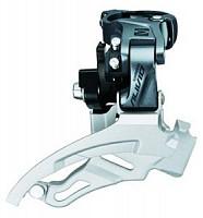Купить Переключатель передний SHIMANO ALIVIO, M4000, универсальная тяга, верхний хомут, для 9 скоростей угол :66-69, 40T EFDM4000DSX6 - СКИДКА 12%., И-0068159