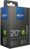Купить Камера. SCHWALBE 20 авто 05-10415310 AV7 (40/62-406) IB AGV 40mm. - СКИДКА 27%., И-0067610