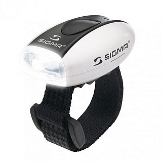 Фонарь SIGMA Micro White/Led-White 17237