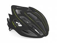 Купить Шлем 8-9001394 спорт. Aero X7-162 16 отв. InMold+EPS/поликарбонат черно-неон.-желтый 52-58см AUTHOR - СКИДКА 10%., И-0050595