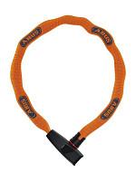 Купить Велозамок ABUS Catena 6806K/75см, цепь 6мм, ключ, ярко-оранжевый - СКИДКА 22%., ОПТ00000992