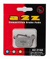 Купить Тормозные колодки A2Z AZ-310A Super light for Formula 4 Racing XC/ FR/DH & BR Team/Pro/SL., И-0039557